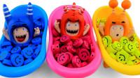 萌宝最爱玩的宝宝浴儿童玩具,奇宝萌兵汪汪队惊喜玩具送不停!