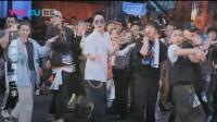这就是街舞2:吴建豪改编世界名曲,第一个动作就有气势,太燃了