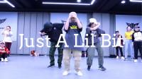 【RMB舞室】【Hiphop专题课】YIYI编舞《Just A Lil Bit》