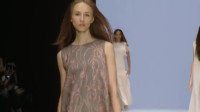 2018时尚的春夏时装秀,超模身材真是迷人