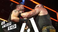 WWE合约阶梯十大高空坠落 兰迪奥顿RKO内维尔 怪兽让凯文自由落体