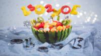 高颜值水果花盘为你们的520留下甜蜜回忆