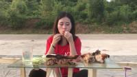 办公室小野 烤北京烤鸭配放大镜?美味环保