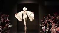 Cuoco时装秀,第一款领口设计有创意,第三款芭比公主范