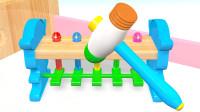 可乐姐姐ABC-可爱的敲打玩具-幼儿英语-儿童启蒙教育
