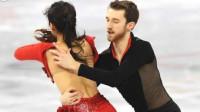 韩国女选手上衣突然裂开,尴尬中坚持完成比赛,男伴举动令人称赞!