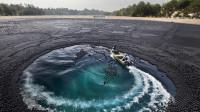 9000万个黑球倒入水库,一年能节约10亿?美国人已经尝试了