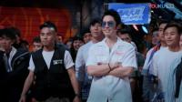 这就是街舞2:导师对决,韩庚和吴建豪表演爱的魔力转圈圈