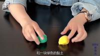 MINI来育儿:精致小巧的豌豆手工制作,非常的简单,适合孩子们的学习,让孩子们得到成长