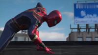 蜘蛛侠打败了美国队长和钢铁侠,紧接着又戏耍了雷神和绿巨人