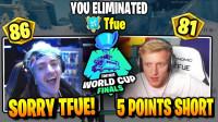 【堡壘之夜】世界杯雙人賽Ninja淘汰Tfue,獲得前往紐約的門票!