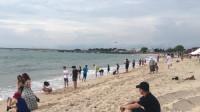 大家都喜欢去巴厘岛,实拍真实的巴厘岛海滩,看完你还会去吗