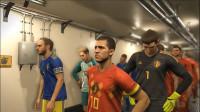 【实况足球】2019年比利时勇夺欧洲杯(2),比利时 VS 瑞典
