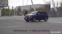 全新Jeep自由侠亮相 外观小幅度的调整 配置1.3T发动机