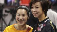 巅峰时退役,张怡宁为何会嫁给大20岁的人?看她自己怎么说!