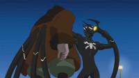 当毒液与蜘蛛侠融为一体,黑色蜘蛛侠强势登场!