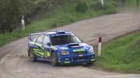 老式经典WRC赛车比赛,宝马奥迪斯巴鲁再现拉力赛江湖