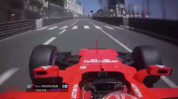 F1赛车:莱科宁过弯差点出大事,这反应也太快了吧!