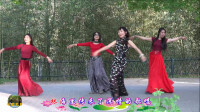 紫竹院广场舞,花开的季节舞蹈二十一《扎嘎啦》