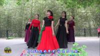 紫竹院广场舞,花开的季节舞蹈二十四《爱上草原爱上你》