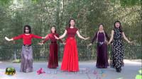紫竹院广场舞,花开的季节舞蹈二十五《两只蝴蝶》