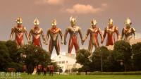 奥特曼:在关键的时刻,这八位奥特战士变成闪耀形态,敌人再强也挡不住