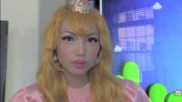 国外美妆:美妆达人将自己化妆打扮成迪士尼公主,你们觉得好看吗