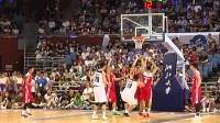 中国大学生篮球联赛32强赛在杭州开赛 浙江新闻联播 20190521 高清