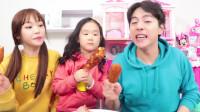 小伶玩具 7种花式热狗新口味尝试!这么好吃! 马树奇趣秀