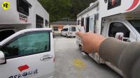 房车自驾游不舍得离开然乌湖,换个营地再住一天,这个营地免费!