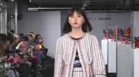 2019FOLLET YOUSER时装新品发布会模特走秀