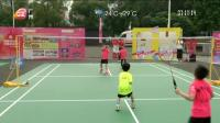 户外羽毛球运动  助力全民运动 广州早晨 20190522
