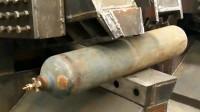 专啃硬骨头的机械设备,钢铁扔进去分分钟都变渣渣