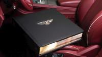 宾利不卖车改卖书了?一本书造价26万美金,镶钻版最贵汽车书!