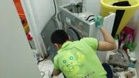 滚筒洗衣机拆卸教程