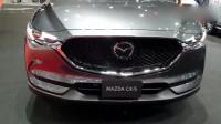 实拍2019款马自达CX-5,全方位了解后,买不买丰田RAV4自己定!