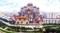 国内这一宫殿耗资20亿,破11项世界纪录,但建造者至今成谜