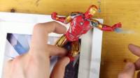 手办大师制作秀:用软泥装扮打造一个帅气的钢铁侠