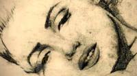 男子从小开始梦游作画 15岁画出玛丽莲·梦露的肖像画