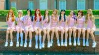 Cherrybullet女团集体回归夏日冰淇淋舞,甜美可爱释放清爽