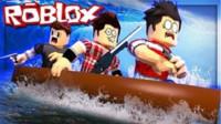 Roblox 造船模拟器!别人造船过河我造了架飞机直接闯关!