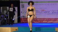 Blumare 世界小姐大赛比基尼秀,这是一种神秘的时尚仪式感!