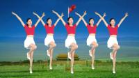 广场舞《共筑中国梦》满满正能量 歌颂美好未来!