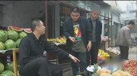 《征服》刘华强买西瓜,碰到黑心小摊主上去就是一刀,暗藏玄机