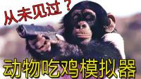 【逍遥小枫】这么好玩的动物吃鸡模拟,竟然是免费游戏?!