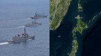 日本沉没成真!日本一座岛屿突然沉入大海:大批舰艇紧急出海搜寻
