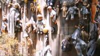 墨西哥诡异娃娃岛,为驱鬼布置上千个娃娃,看着让人毛骨悚然