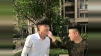 爆笑许华升:许华升跟彭健好久不见用英语,结果还是说人话才听得懂!