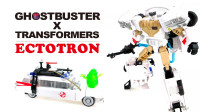KL变形金刚分享444 捉鬼特工队 捉鬼车 Ghostbuster ECTOTRON ECTO-1