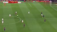 精彩回顾:巴塞罗那完美配合,梅西一脚射门进球,简直太厉害!